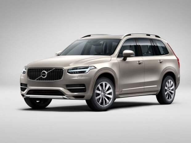 Volvo Cars построит первый завод в США