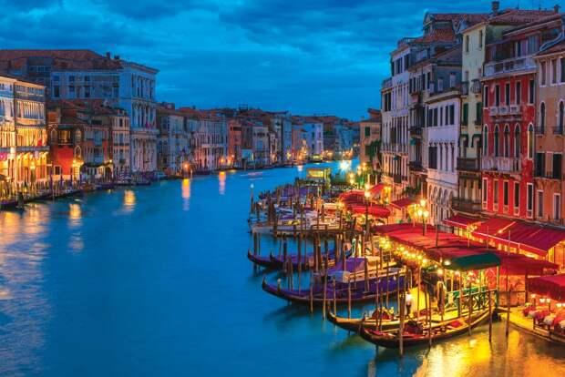 7 красивейших достопримечательностей города Венеция