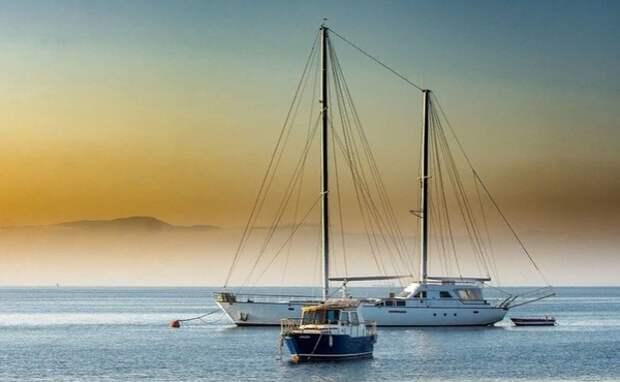 В Средиземном море потеряли яхту итальянского миллионера