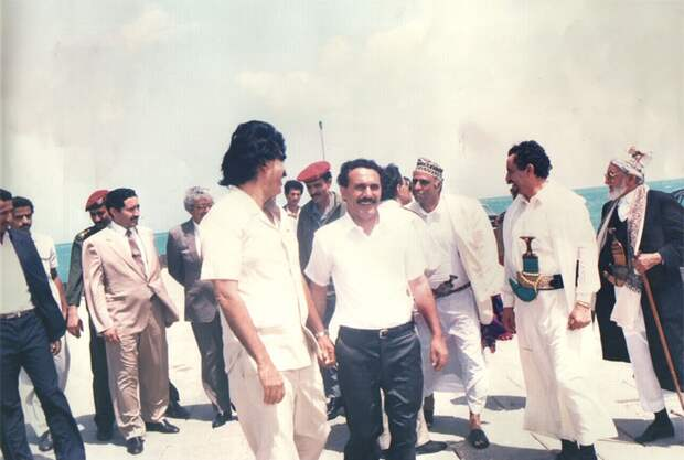 Али Салем Аль-Бейд