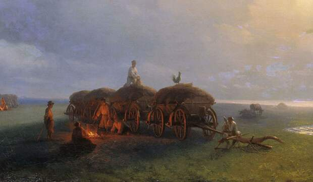 Людоеды-казаки встепях Украины: хоррор XVIII века про банду каннибалов Павла Мацапуры