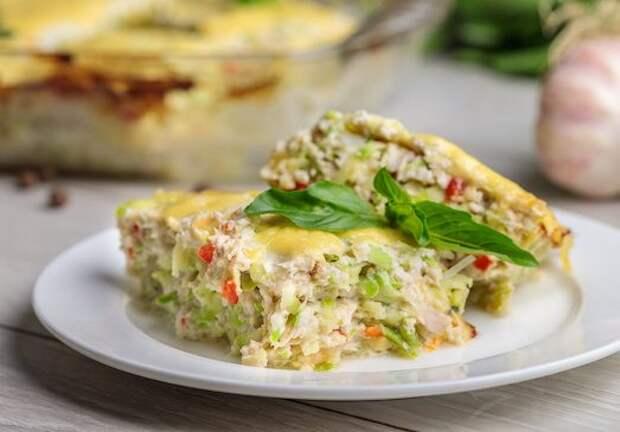Рецепты приготовления вкусной запеканок из кабачка
