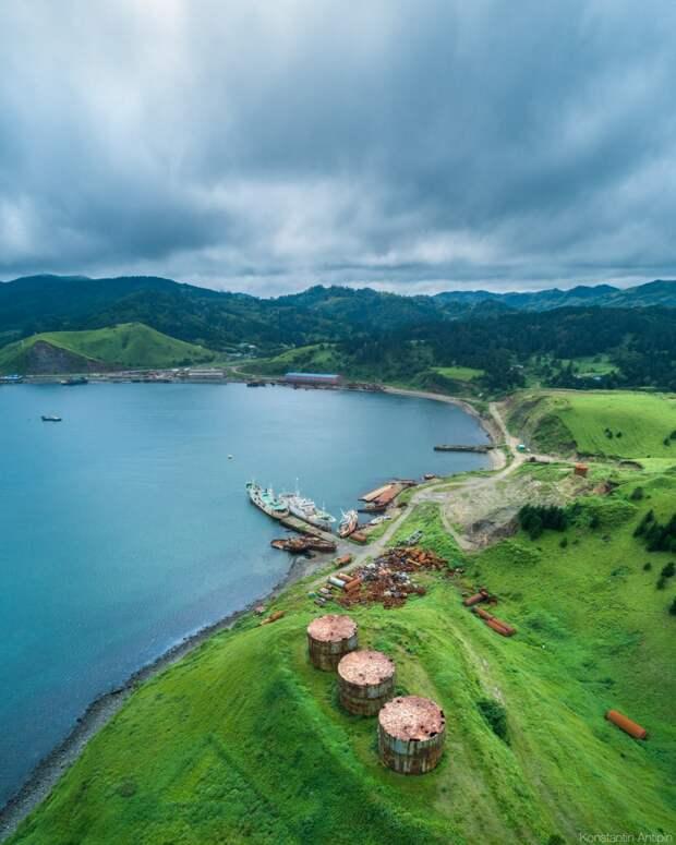 Невероятная красота острова Шикотан. Фотографии Константина Антипина,ч.2
