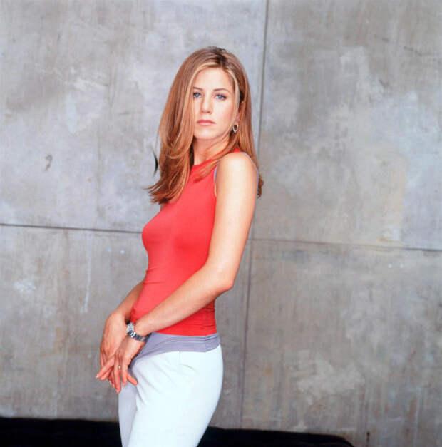 Дженнифер Энистон (Jennifer Aniston) в фотосессии Лена Айриша (Len Irish) (1997), фото 3
