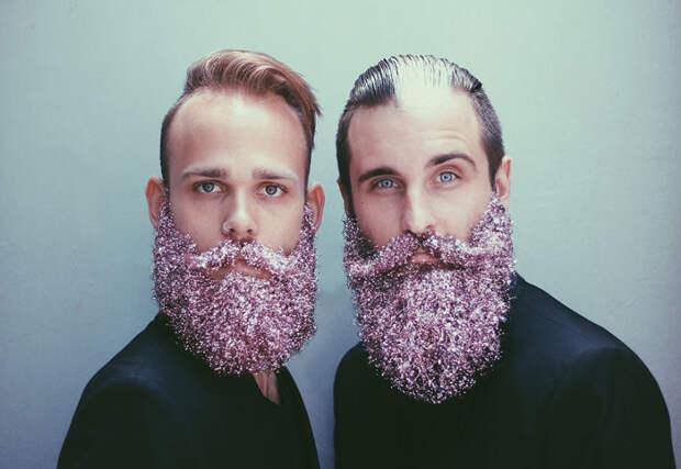 20 интересных украшений для бороды