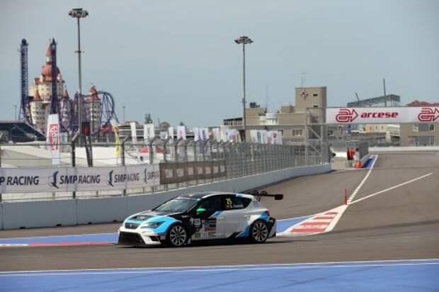 TCR Series в пятницу уже провела первую практику.