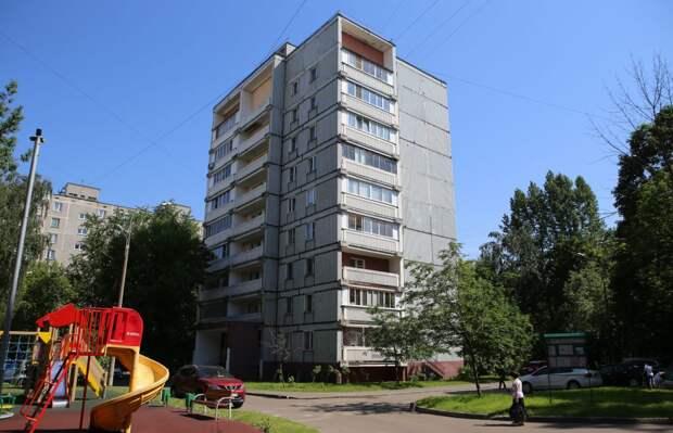 Дом на Ферганской улице, где произошла трагедия/Ярослав Чингаев, «Юго-Восточный курьер»