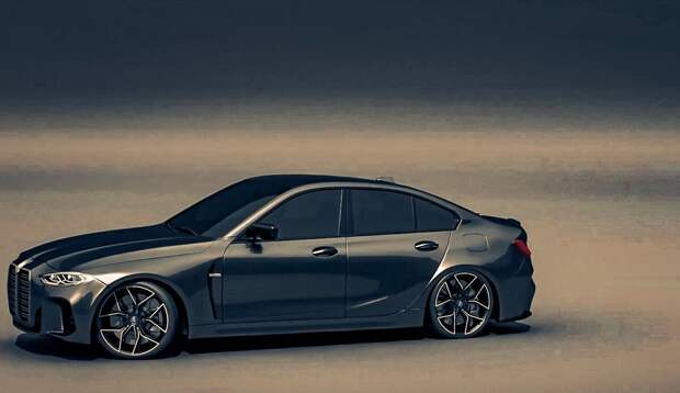 Новый BMW M3 2020. Признайтесь, вам нравится