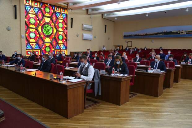 Первая сессия Гордумы седьмого созыва прошла в Ижевске