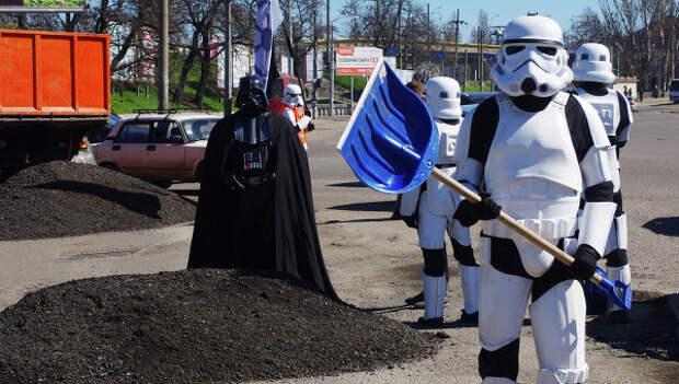 """""""Оппозиционный блок"""" заявил о победе на выборах в 7 областях Украины"""