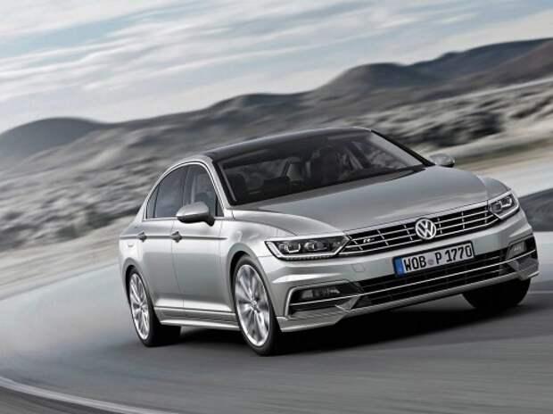 Volkswagen Passat назван европейским автомобилем 2015 года