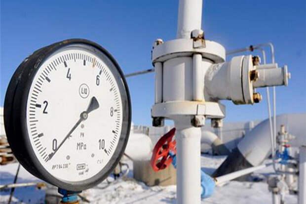 Транзит российского газа понемногу уходит из ГТС Украины