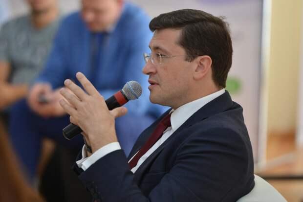 Глеб Никитин вошел в ТОП-3 медийных губернаторов ПФО