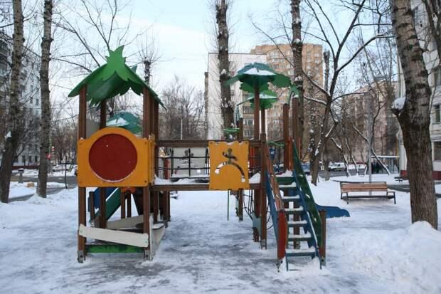 Неисправный элемент горки демонтировали / Фото: Ярослав Чингаев