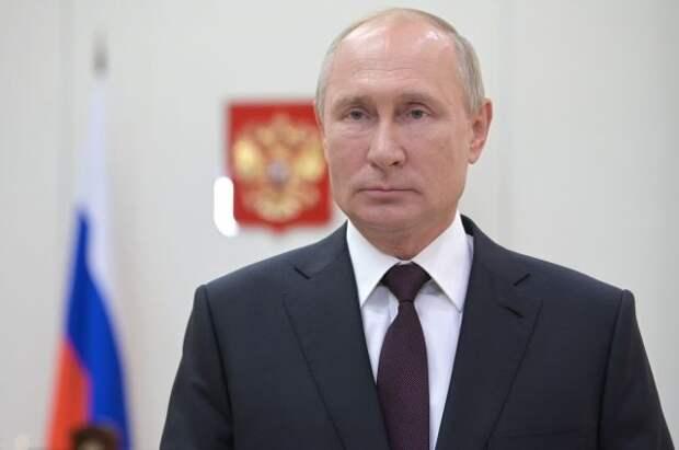 Путин считает нерыночными попытки помешать реализации газовых проектов РФ