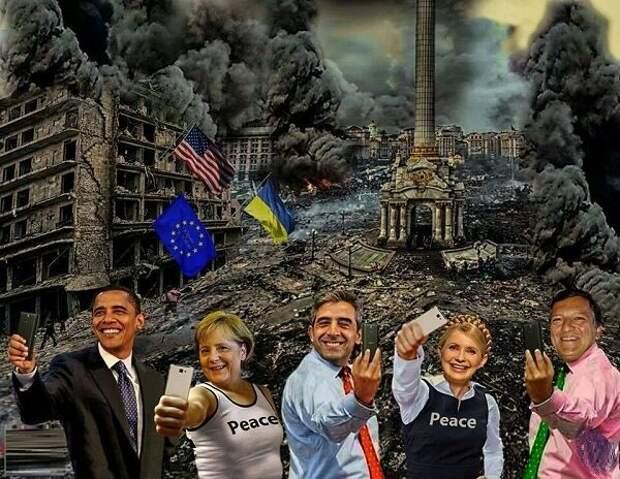 Европа скажет им спасибо!