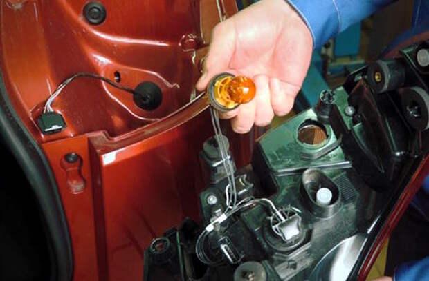 Как заменить лампы на автомобиле Lada XRAY