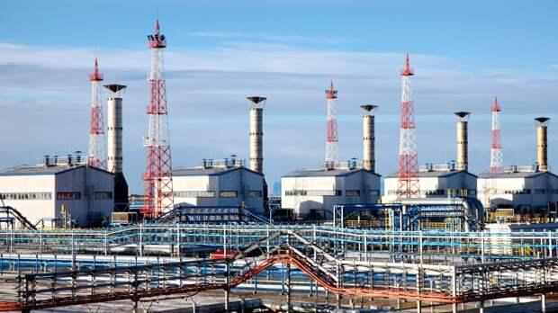 Рост китайской экономики требует больше российского газа