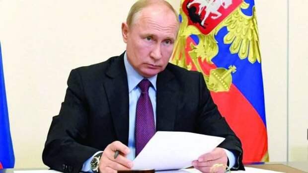 Одна изведущих газет Болгарии опубликовала статью Путина оПобеде