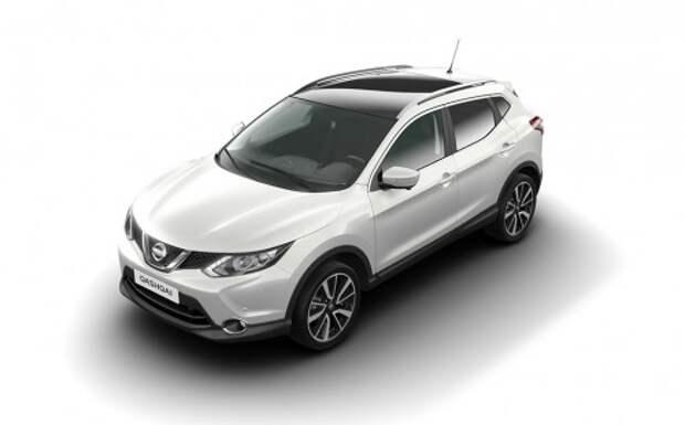 Nissan начал предсерийную сборку Qashqai на заводе в Петербурге