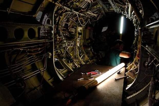 В процессе эксплуатации U-2 постоянно модернизировался американскими военными инженерами. Но вскоре надобность в этом отпала: самолеты-разведчики заменили спутники. Фото: U.S. Air Force/Senior Airman Levi Riendeau