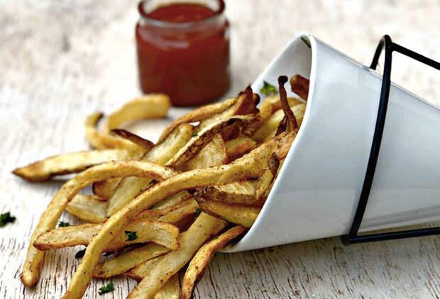 Хитрости делающие картошку фри гораздо вкуснее