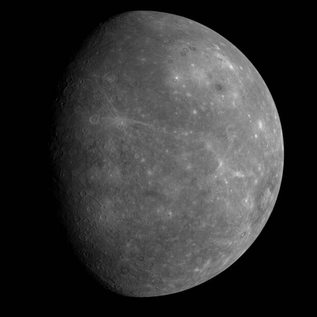 Неприступный Меркурий