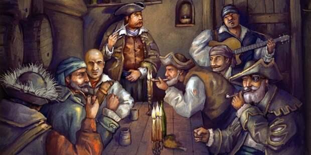 Морские дьяволы во плоти: восход и закат ирландских пиратов