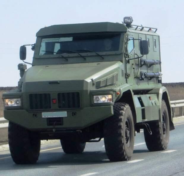 Как охраняют Крымский мост
