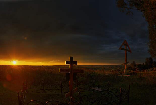 Закаты. Шедевры фотографов