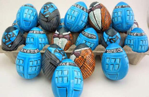 Как украсить яйца на Пасху, чтобы было «не как у всех» - 28 идей - 17
