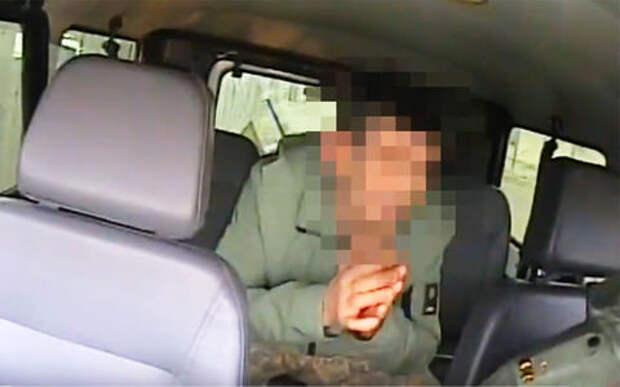 Пьяный водитель из кювета не смог договориться с инспектором