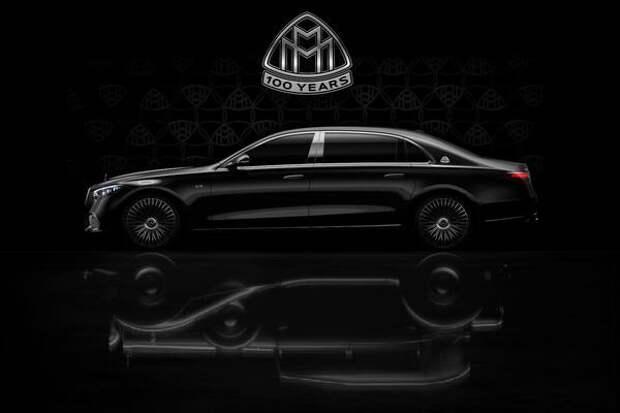 Mercedes-Maybach отметит вековой юбилей особым S-Class с V12