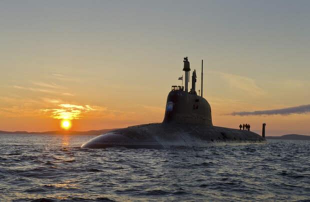 Главком ВМФ России:  атомные подводные лодки проекта «Ясень-М» обладают большим модернизационным запасом и превосходными ударными возможностями