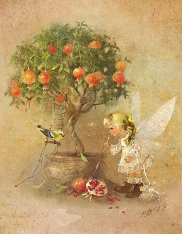 художник Екатерина Бабок иллюстрации – 30