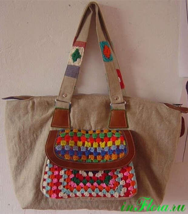 летние сумки своими руками