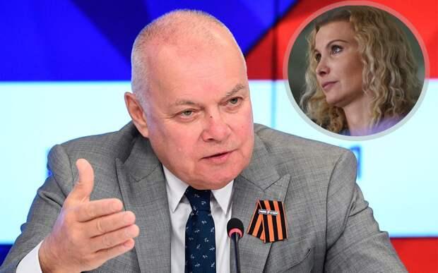 Телеведущий Киселев возмутился уходу Трусовой и Косторной от Тутберидзе: «Гнусная история. Мы выпихиваем ее в США»