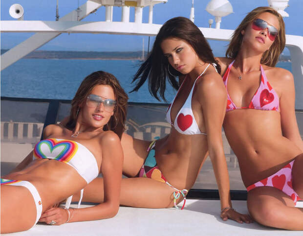 Рекламная кампания Victoria's Secret Самые красивые женщины планеты