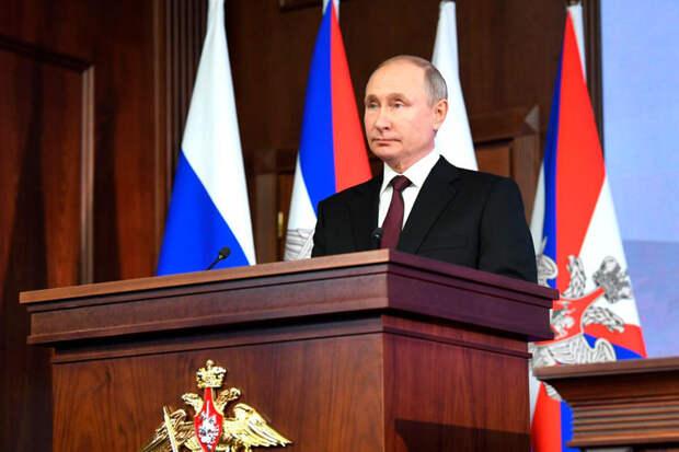 Кремль официально объявил дату послания Путина Федеральному собранию