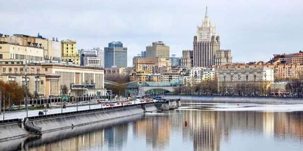 Экономика Москвы может вернуться к допандемийному уровню уже к концу года