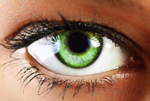 Магия зеленых глаз — народные приметы