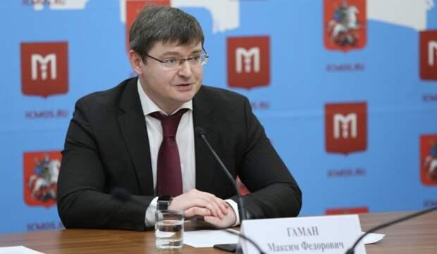 Гаман: в Москве модернизированы 12 гослуслуг по земле и имуществу
