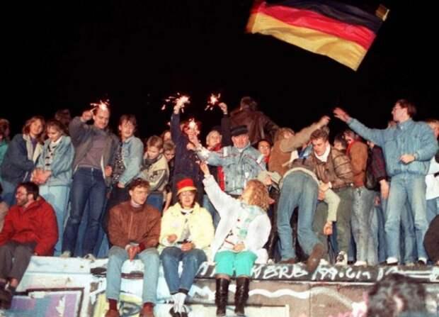 берлинская стена|Фото: