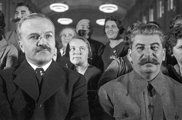 5 ближайших соратников Сталина и что с ними стало