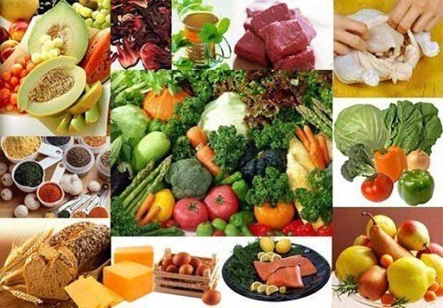 Пища - лучшее лекарство?