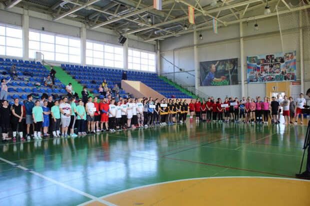 Спортивный фестиваль для инвалидов послуху прошел вДзержинске