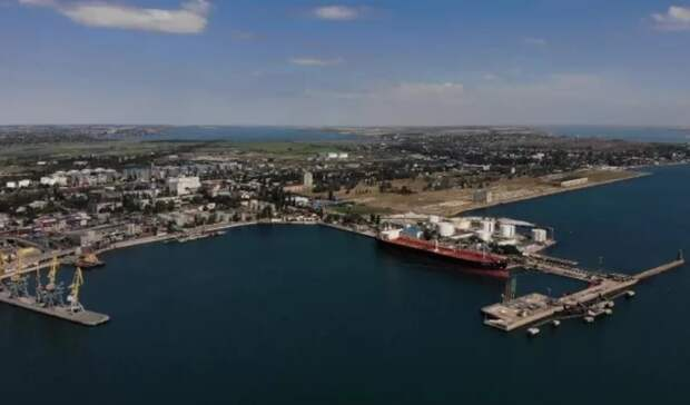 Почти на35% выросла перевалка нефтепродуктов через украинские порты за8 месяцев 2020