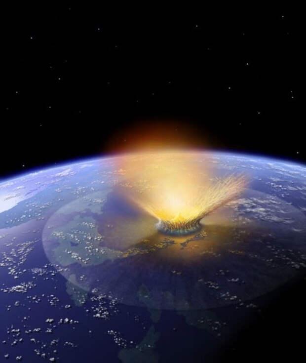 Бомба для динозавров. Почему вымерли динозавры