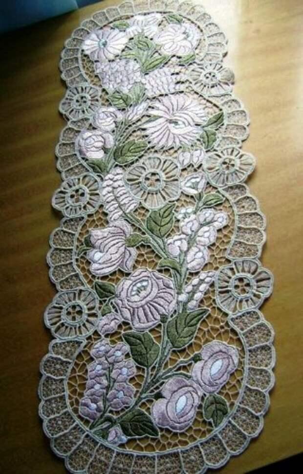 Венгерская вышивка. Очень красиво!