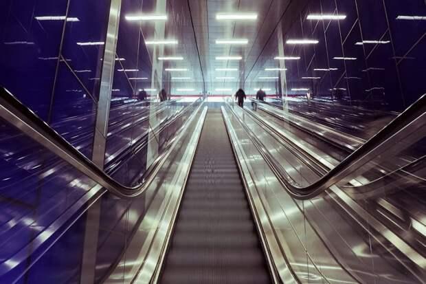 Через несколько недель откроется второй вестибюль метро «Верхние Лихоборы»